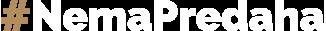 #NemaPredaha Logo